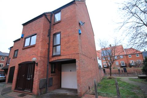 3 bedroom townhouse to rent - ROBERT GYBSON WAY, NORWICH, CITY CENTRE  NR3