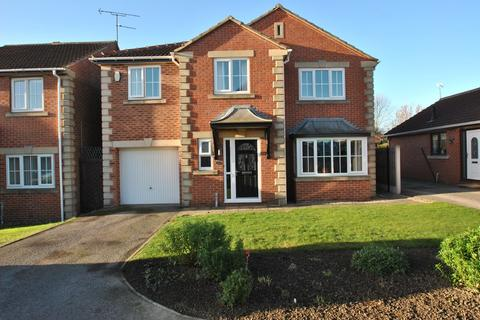 4 bedroom detached house for sale - Barberry Way, Ravenfield