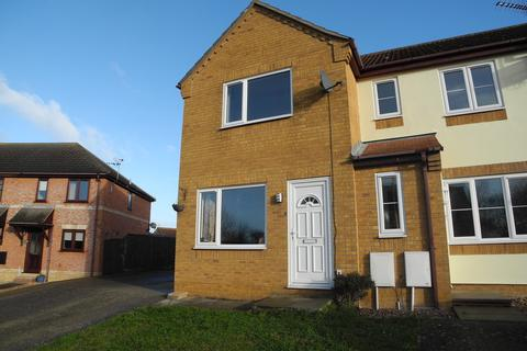 2 bedroom end of terrace house for sale - Sycamore Close, Worlingham, Beccles