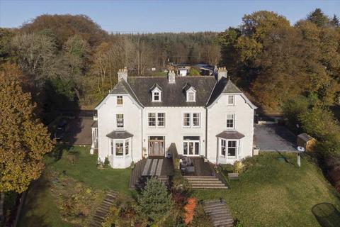 6 bedroom semi-detached house for sale - Rockcliffe House, Rumbling Bridge