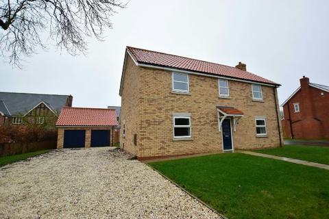 4 bedroom detached house for sale - Brigsley Grange Close, Brigsley, Grimsby