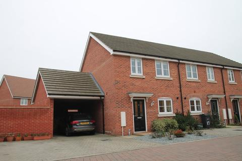 2 bedroom end of terrace house to rent - Cowlin Mead, Chelmsford
