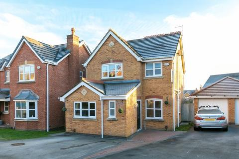 3 bedroom detached house for sale - Bannister Way, Winstanley, WN3 6LX