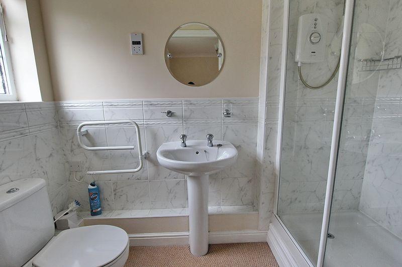En Suite Shower...