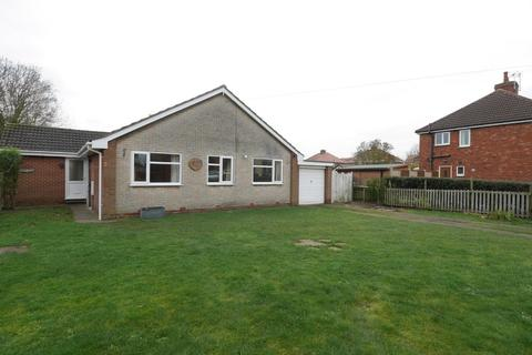 3 bedroom detached bungalow to rent - George Street Snaith