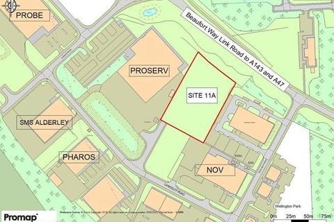 Land for sale - Site 11A, Excalibur Road, Beacon Park, Great Yarmouth, Norfolk