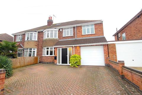4 bedroom semi-detached house for sale - Kingsway North, Braunstone Town