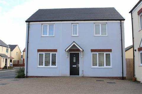 4 bedroom detached house for sale - Sunningdale Drive, Hubberston, Milford Haven