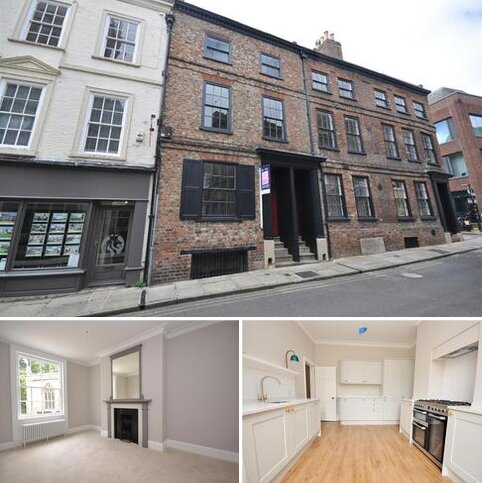 4 bedroom townhouse for sale - Castlegate, York YO1 9RP