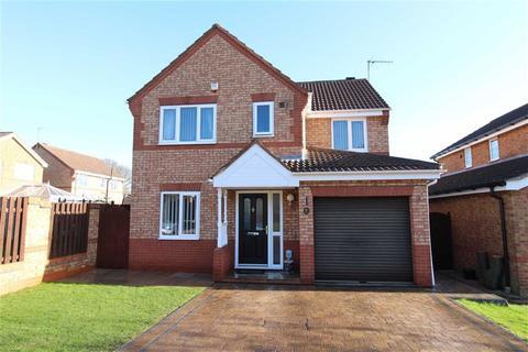 4 bedroom detached house for sale - Dunston Drive, HESSLE, Hessle, HU13
