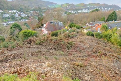 Land for sale - Kingsley Avenue, Ilfracombe, Devon, EX34