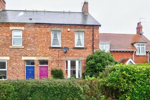 3 bedroom end of terrace house for sale - Auburn Place, Morpeth