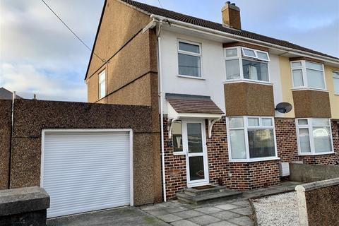 3 bedroom semi-detached house for sale - Thornyville Villas, Oreston, Plymouth