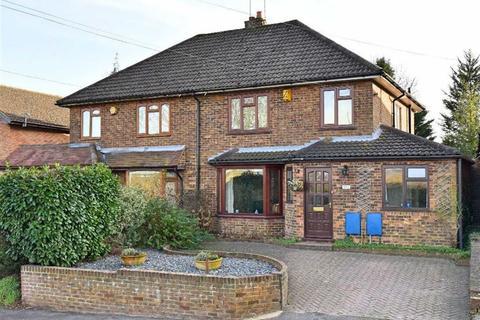 4 bedroom semi-detached house for sale - Pilgrims Way West, Otford, TN14