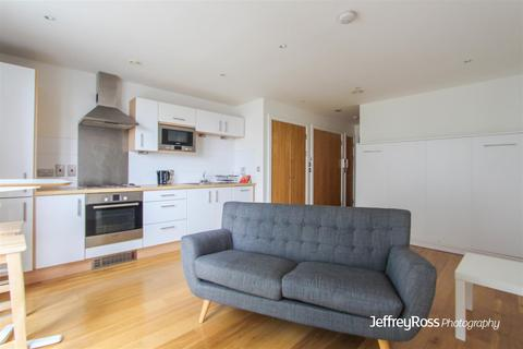 Studio to rent - Meridian Plaza, Bute Terrace, City Centre