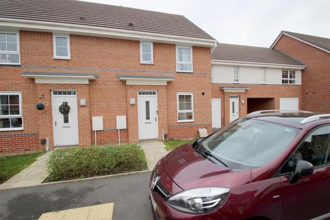 3 bedroom terraced house for sale - Amelia Crescent, Binley, Coventry, CV3 1NB