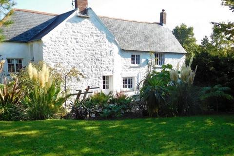 5 bedroom cottage for sale - TREGLOSSACK FARM, PORTHALLOW, TR12