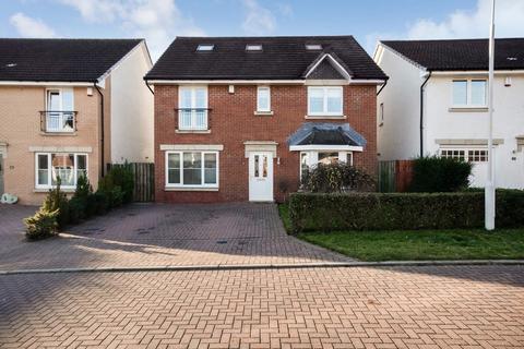 6 Bedroom Detached House For Sale 32 Sandpiper Gardens Dunfermline Ky11 8le