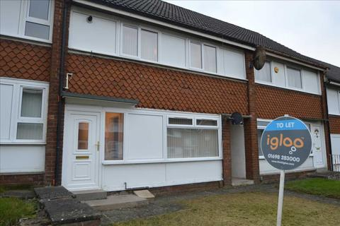 3 bedroom terraced house to rent - Kinnoul Place, Blantyre