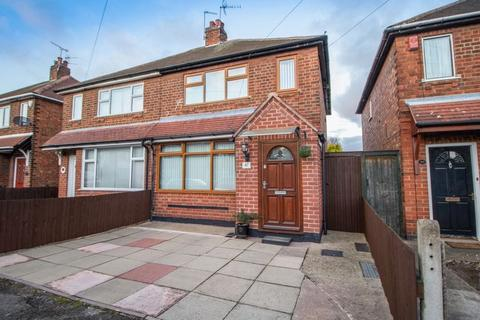 3 bedroom semi-detached house for sale - HANBURY ROAD, CHADDESDEN