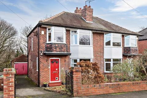 3 bedroom semi-detached house for sale - Gledhow Park Grove, Chapel Allerton, Leeds, LS7 4JW