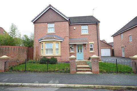 4 bedroom detached house for sale - Cardiff Way, Cressington Heath
