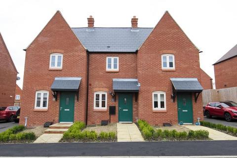 2 bedroom terraced house for sale - Riley Close, Brackley