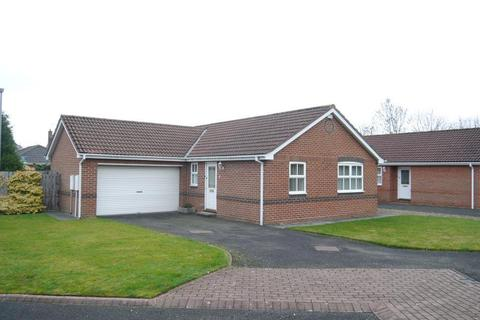 2 bedroom detached bungalow for sale - DETACHED BUNGALOW IN VILLAGE LOCATION Rivermede, Ponteland, Newcastle Upon Tyne