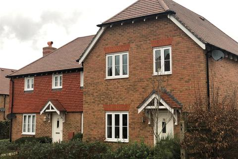 3 bedroom semi-detached house for sale - Langley Way, Kings Hill, West Malling