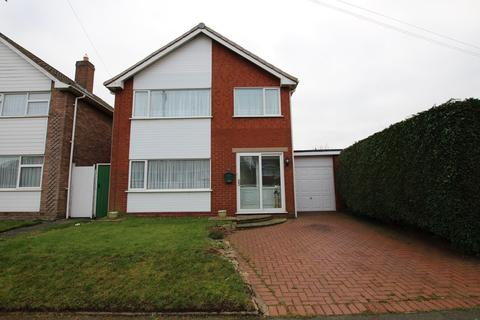3 bedroom detached house for sale - Smarts Avenue, Lichfield, WS14