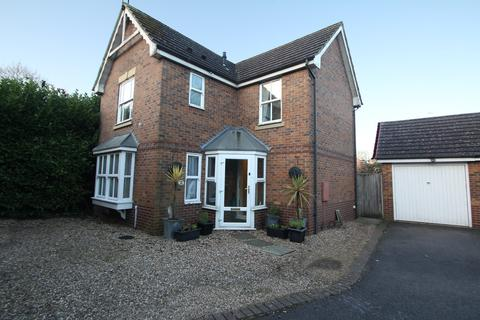 3 bedroom detached house for sale - Rodhouse Close, Bannerbrook, Coventry