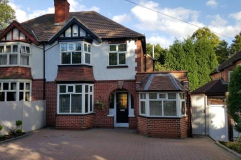 4 bedroom semi-detached house to rent - Rosemary Hill Road,Four Oaks,Sutton Coldfield