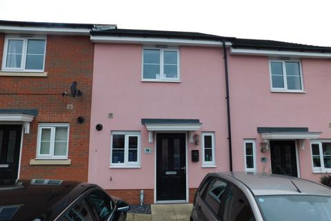 2 bedroom terraced house for sale - Buzzard Rise, Stowmarket