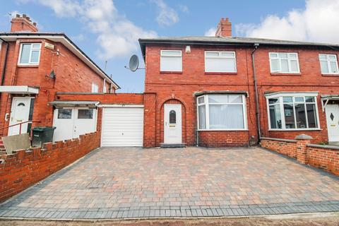 3 bedroom semi-detached house for sale - Gowland Avenue, Fenham, Newcastle upon Tyne, Tyne and Wear, NE4 9NE