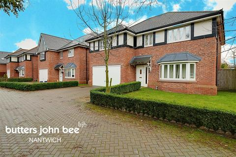 5 bedroom detached house for sale - Gerards Gardens, Willaston