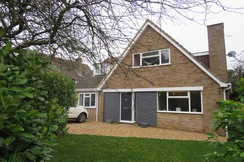 4 bedroom detached house for sale - Chestnut Avenue, Wootton, NN4