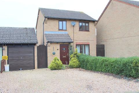 3 bedroom detached house for sale - Vienne Close, Duston, Northampton NN5 6HE