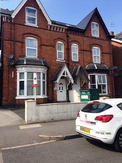 Studio to rent - Gillot Road , Edgbaston, Birmingham B16