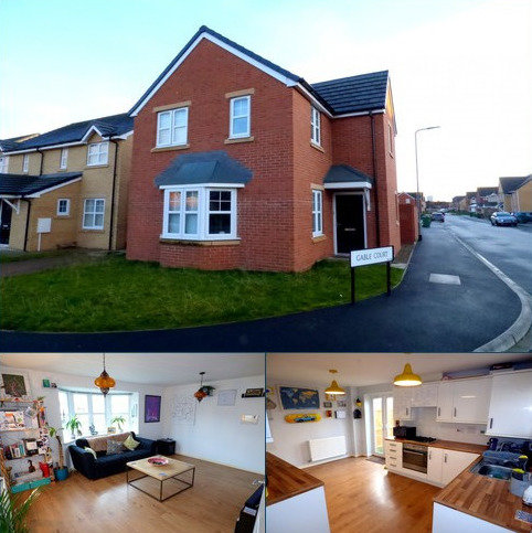3 bedroom detached house for sale - Gable Court, Thornaby, Stockton-On-Tees, TS17