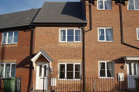 2 bedroom terraced house to rent - Eagle Way, Hampton Vale, PETERBOROUGH, PE7