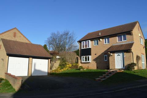 4 bedroom detached house for sale - Watermeadow Drive, Watermeadow, Northampton NN3 8SS