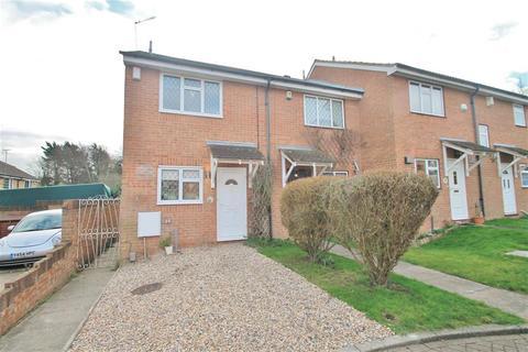 2 bedroom end of terrace house for sale - Lisle Close, Gravesend, DA12 4XH