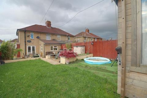 3 bedroom semi-detached house for sale - Meadow Grove, Shirehampton, Bristol, BS11