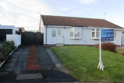 2 bedroom bungalow for sale - Shamrock Close, Newcastle upon Tyne