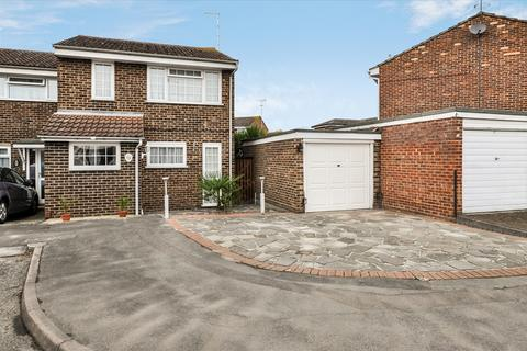 3 bedroom end of terrace house for sale - Sunflower Close, Chelmsford