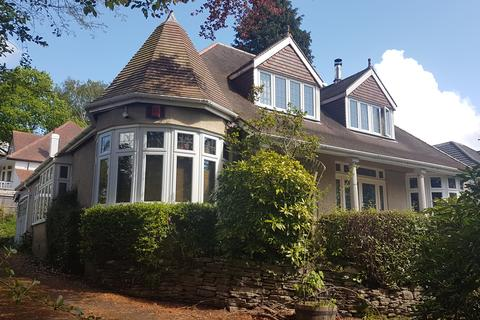 5 bedroom detached house for sale - Queens Park Avenue, Bournemouth, BH8