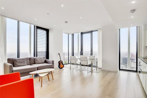 2 bedroom penthouse for sale - Stratosphere Tower, 55 Great Eastern Road, London, E15