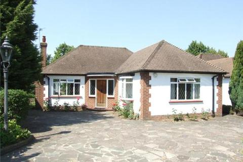 2 bedroom detached bungalow to rent - SOUTH CHEAM