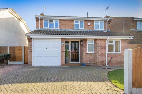 4 bedroom detached house for sale - Linacres Drive, Chellaston
