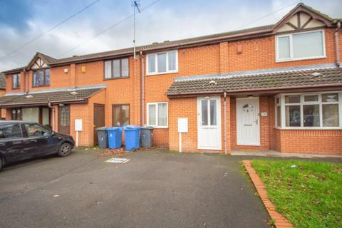 2 bedroom terraced house to rent - HILLCREST ROAD, CHADDESDEN